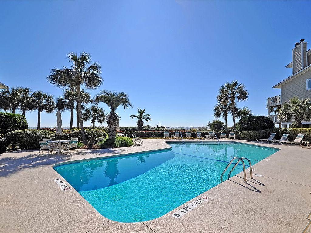 Seagrove Villas are in Wild Dunes - Isle of Palm, SC