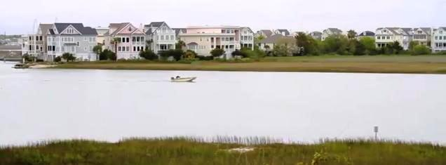 Isle of Palms Waterfront Real Estate